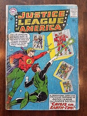 Justice League of America #22 (Sep 1963, DC)