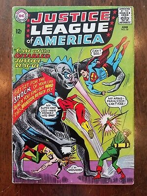 Justice League of America #36 (Jun 1965, DC)