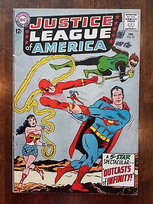 Justice League of America #25 (Feb 1964, DC)