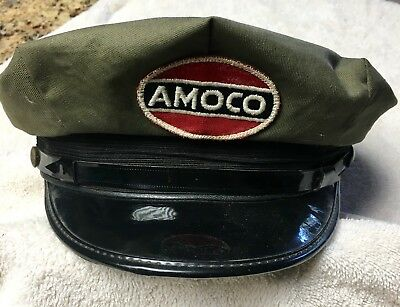 AMOCO Gas Station Attendant Hat