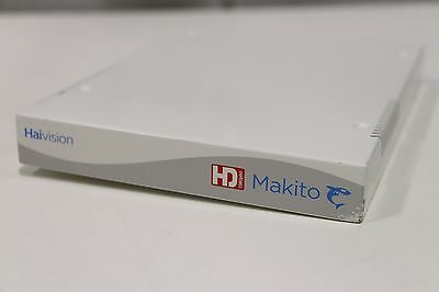 Haivision Makito F-290-1 Empty Chassis for S-290E-DVI Encoder + Free Priority SH