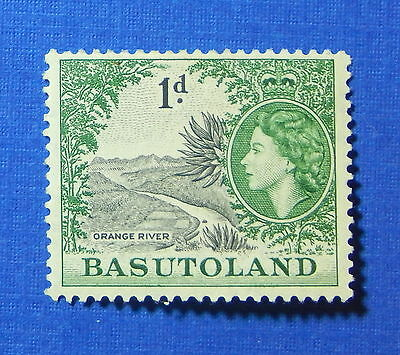 1954 BASUTOLAND 1d SCOTT# 47 S.G.# 44 UNUSED                             CS20077
