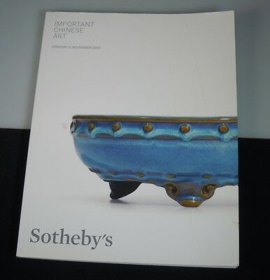 Sotheby's Important Chinese Art 2015 London Auction Catalog     52366