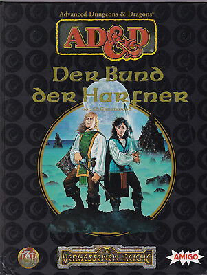 Advanced Dungeons & Dragons (AD&D): Vergessene Reiche - Der Bund der Harfner