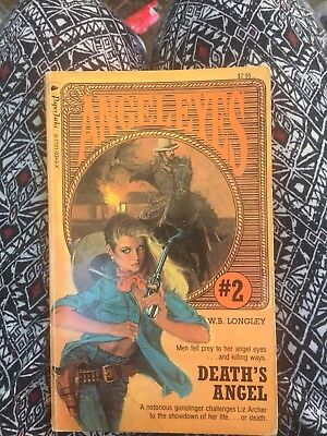Angel Eyes Death Angel By W. B Longley