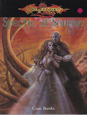 Dungeons & Dragons (D&D, 3rd Edition): Dragonlance - Spectre of Sorrows