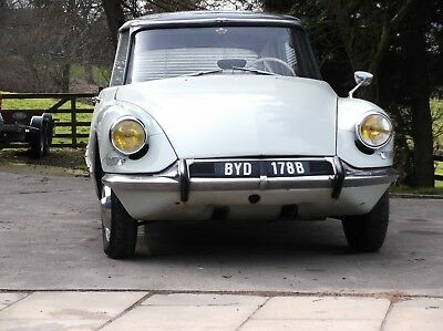 Citroen Ds 19 (Id) 1964