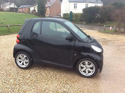 2009/59 Smart Fourtwo 1.0 Passion Automatic Mhd  Only 35,000 Miles  New Mot