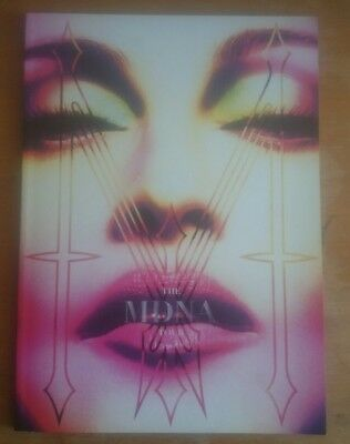 Madonna The MDNA Tour programme uk Book Program