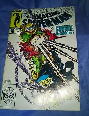The Amazing Spider Man #298 Marvel Comics March 1988 8.5