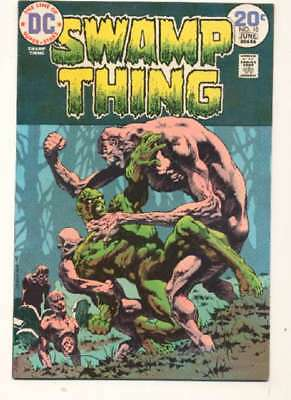 Swamp Thing (1972 series) #10 in Very Fine condition. DC comics