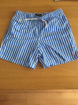 boys ralph lauren swim shorts Size Large 14 To 16 Years