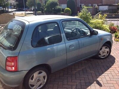nissan micra no mot spares and repairs