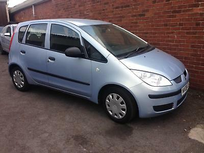 08 Mitsubishi Colt 1.1 CZ1 truly horrible car taken in p/ex~cheapest EVER £399