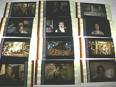 GHOSTBUSTERS Lot of 100 Film Cells - Compliments movie dvd poster