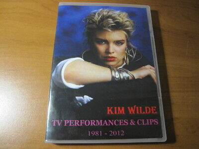 Kim Wilde - TV Performances and Clips 1981-2012 2DVD