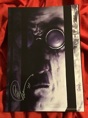 SAM AND TWITCH COVER ART PRINT~12~SIGNED BY GREG CAPULLO 2011~SPAWN McFARLANE
