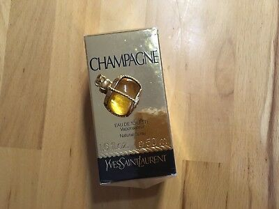 YSL Champagne 50ml EDT Spray