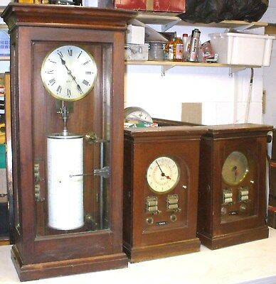 Gents Master Reservoir Water Level Clock With  Tower & Well Control Units