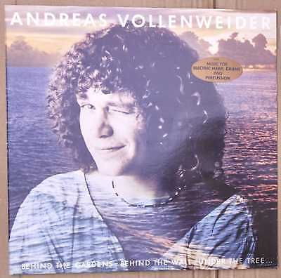 Andreas Vollenweider - Behind The Gardens - Behind The Wall - Under The Tr / LP