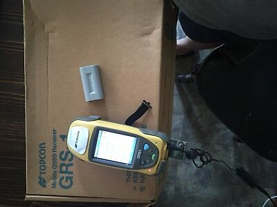 Topcon GRS-1 GNSS Receiver
