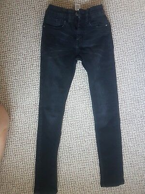 Boys NEXT super Skinny Jeans Age 9 Years