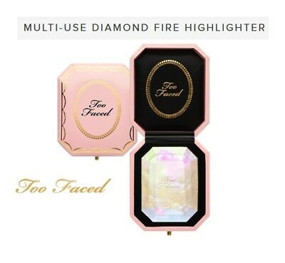TOO FACED Diamond Light Multi-Use Diamond Fire Highlighter -NIB - FAST SHIPPING