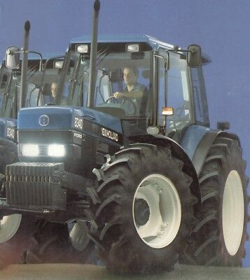 Ford New Holland 40 Series Tractor Service Repair Technical Manual