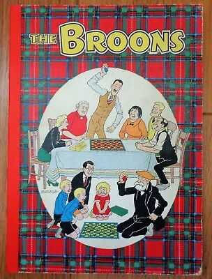 Broons Annual 1958 In Vg Condition