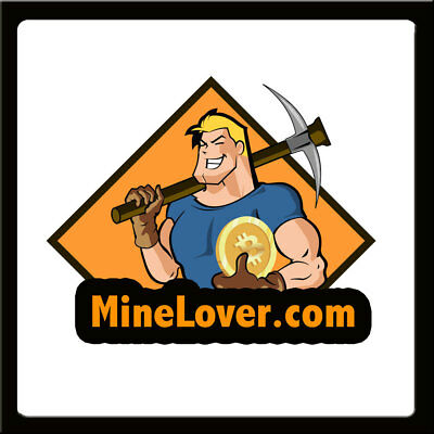 MineLover.com PREMIUM Mine/Crypto Currency/Bitcoin Mining/Pc/Computer DOMAIN $$