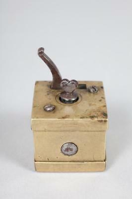 Antique ~ c1860 ~ Twelve Blade ~ Blood Letting Scarificator
