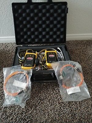 Structured Cabling Tools. Owl Fiber Optic Talk Set. Fiber Optic Testing Tools