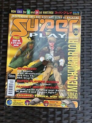 Superplay Issue 38