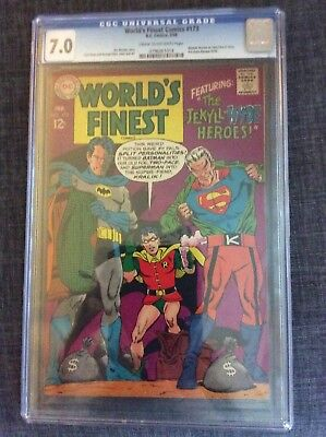World's Finest Comics 173 7.0