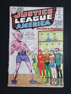 Justice League of America #11 1962 - Wonder Woman, Flash, Green Lantern!!!!
