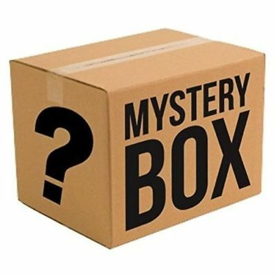 Mystery Sports Lot Of 2000+ cards  5  autograhed cards, shirts, jersey card