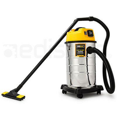 30L Wet and Dry Vacuum Cleaner Blower Bagless 2000W Drywall Vac