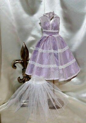 Fashion Only Tonner I Love Dee Anna,dress And Petticoat Only, No Doll