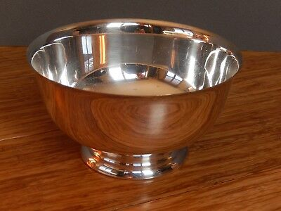 "Vintage Sheridan Silver Co. Silverplated 5"" Bowl"