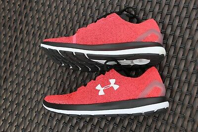 Under Armour UA Womens Women Shoes Speedform Size 12 Pink Chroma Black