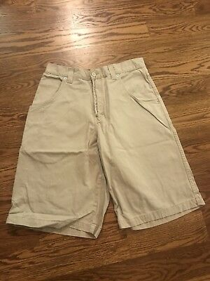 JNCO Jeans Shorts Khaki Edition Pipes Size 33