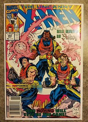 The Uncanny X-Men #282 (Nov 1991, Marvel)