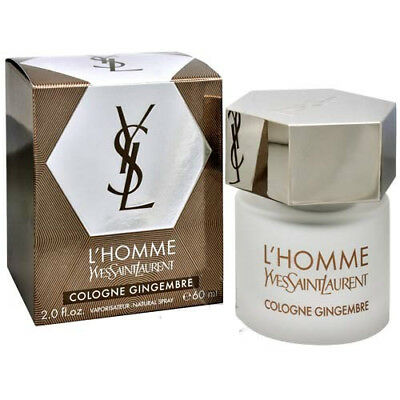Men For Yves Laurent Gingembre Scent Saint Cologne Ysl L'homme Rare I7fyY6gbv