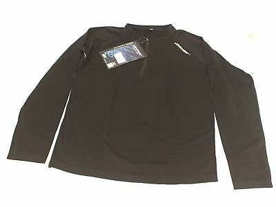 AGV Sport Mens Thermal Base Layer L/S Breathable Wicking Motorcycle Riding XXL