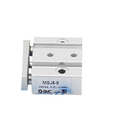 SMC MGJ10-5 Miniature Guide Rod Cylinder Bore size 10mm