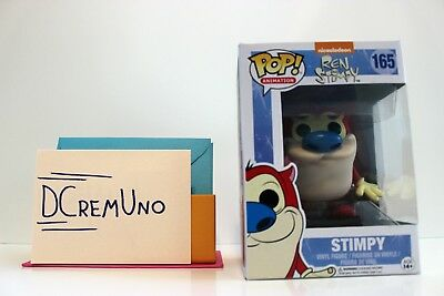 Funko POP! - Animation - Ren & Stimpy - Stimpy #165