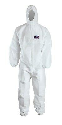Chemical Spraying & Asbestos Removal Type 5/6 Rated Disposable Coveralls | CD250