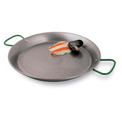World Cuisine - A4172447 - 18 1/2 in Carbon Steel Paella Pan