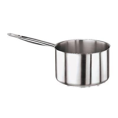 World Cuisine - 11011-16 - Series 1000 1 5/8 qt Stainless Steel Low Sauce Pan