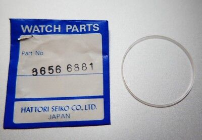 Seiko Crystal Gasket 86566881 for 7T32, 7A48, 7T62 and many others (see list)